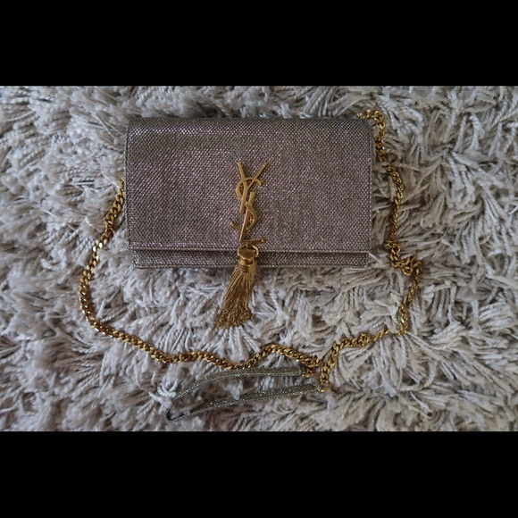 YSL Kate Monogram Tassel Wallet on Chain 135b48a5ba7c1